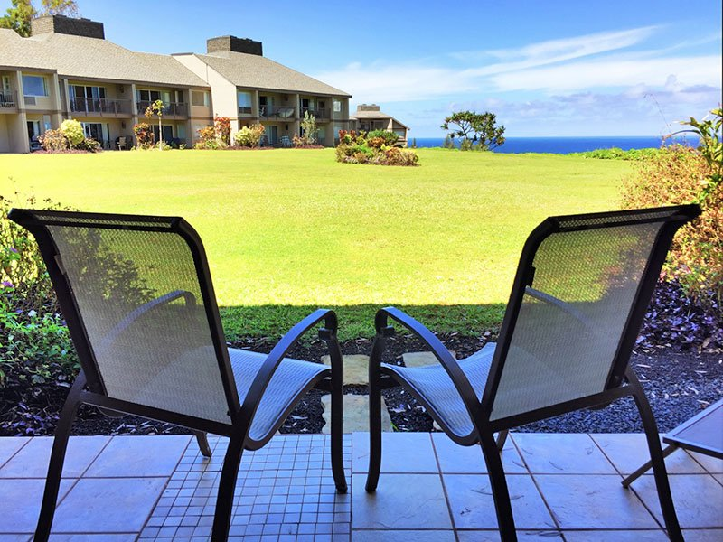 Fugir para o Havaí e ficar neste condomínio beira-mar Princeville aluguer de férias!