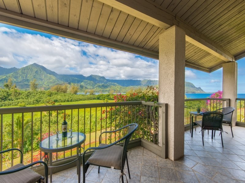 Enjoy panoramic views from this top-level unit!