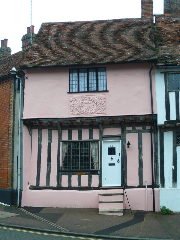 A cosy cottage for two in heart of Lavenham.