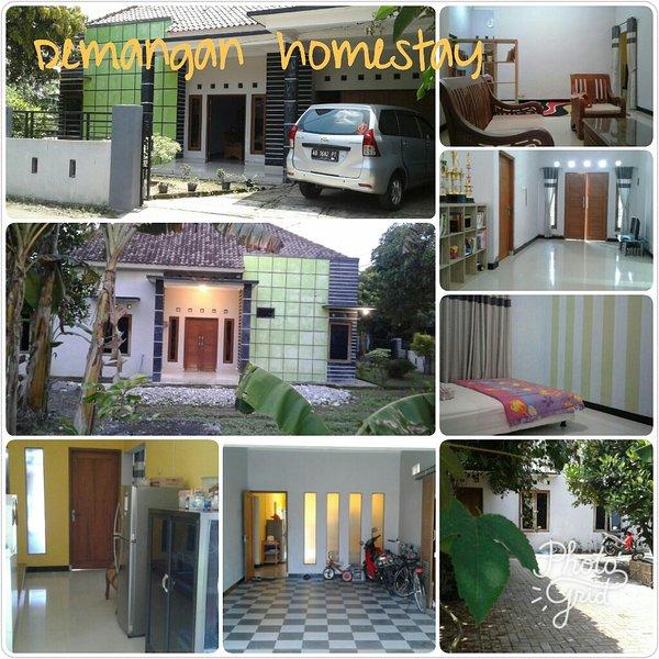 Demangan homestay, location de vacances à Yogyakarta