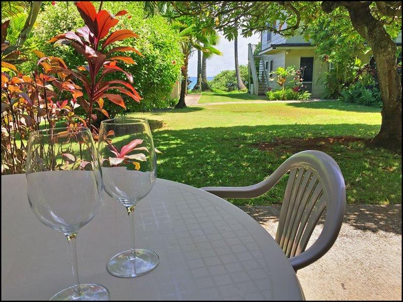 Ven escapar a este atractivo de 2 dormitorios condominio de alquiler de vacaciones Kapa'a!