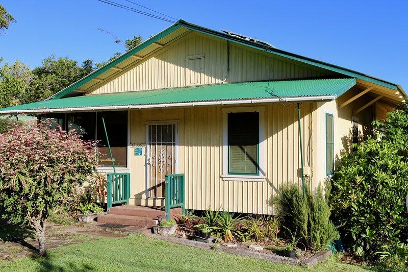 An original plantation home, lovingly cared for since 1922!