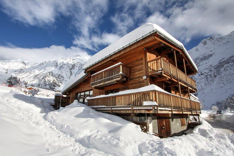 Mountain Lodge, alquiler de vacaciones en La Fouly