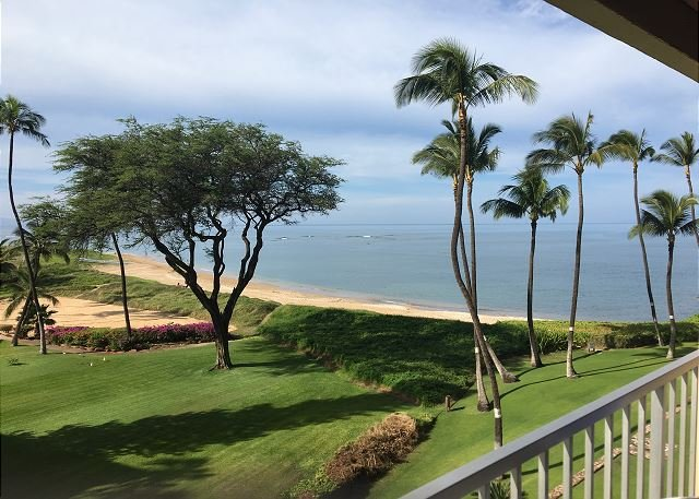 Menehune Shores 425 View From Deck