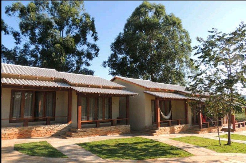 Chalés Verde do Mato, location de vacances à Pirenopolis