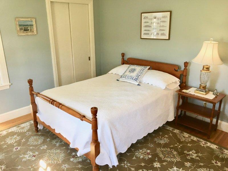 Dormitorio de la reina en el nivel principal