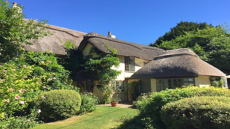 Beck Cottage - 6 bedrooms - New Forest - sleeps 12, holiday rental in Whiteparish