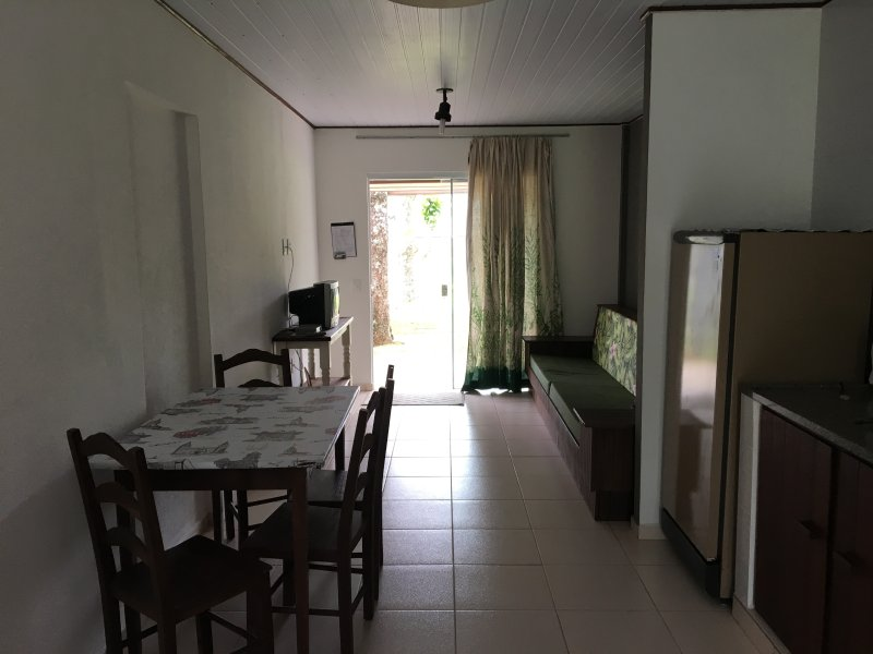 Living Room / Dining Room, Kitchen, Service area and internal BBQ - House # 4
