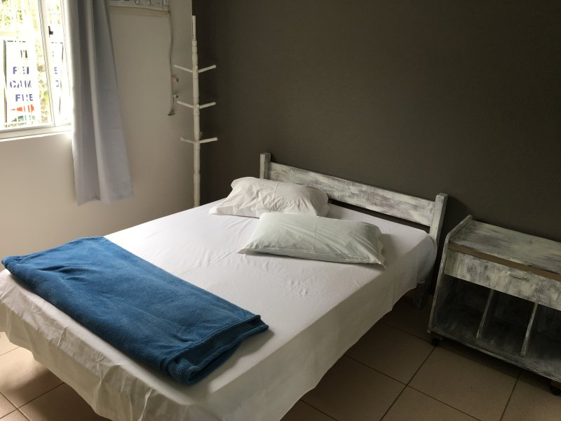 double bedroom with air conditioning - House # 4