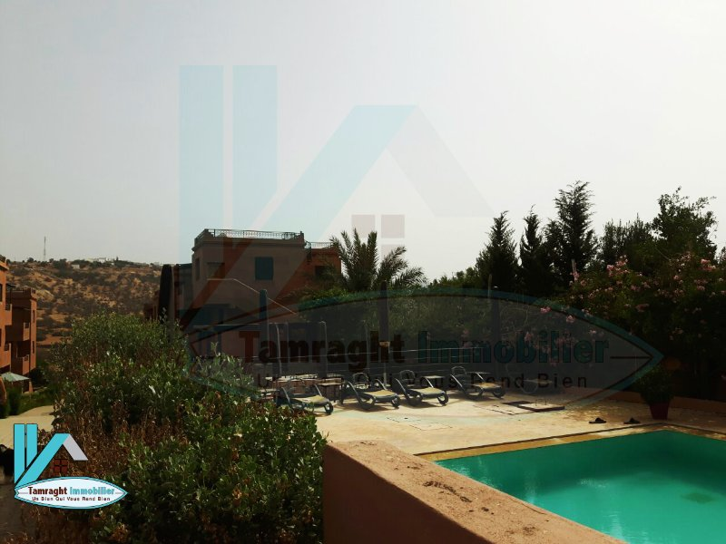 Résidence les haut de taghazoult, location de vacances à Tamraght