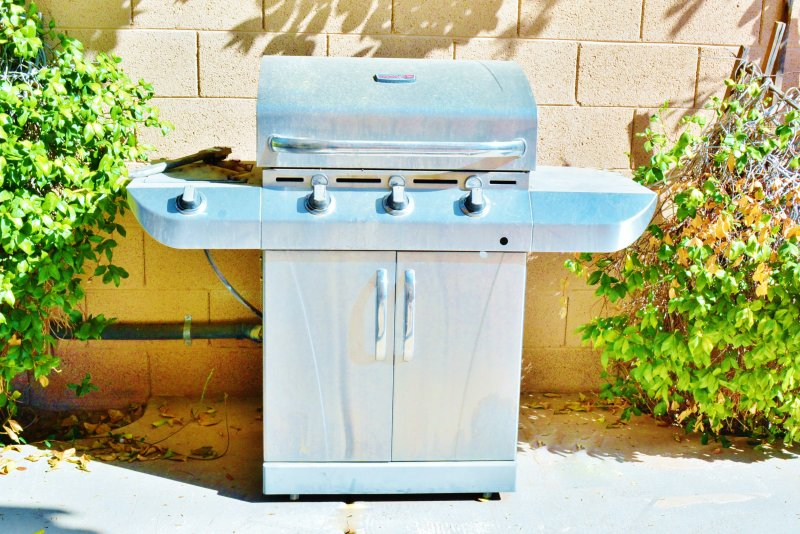 Outdoor BBQ and Grill