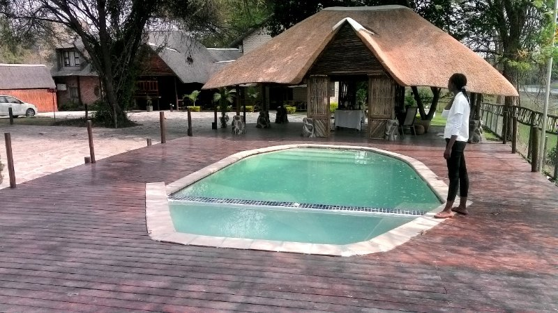 Enviro Guest House - Deluxe Double Room with Balcony 1, holiday rental in Botswana