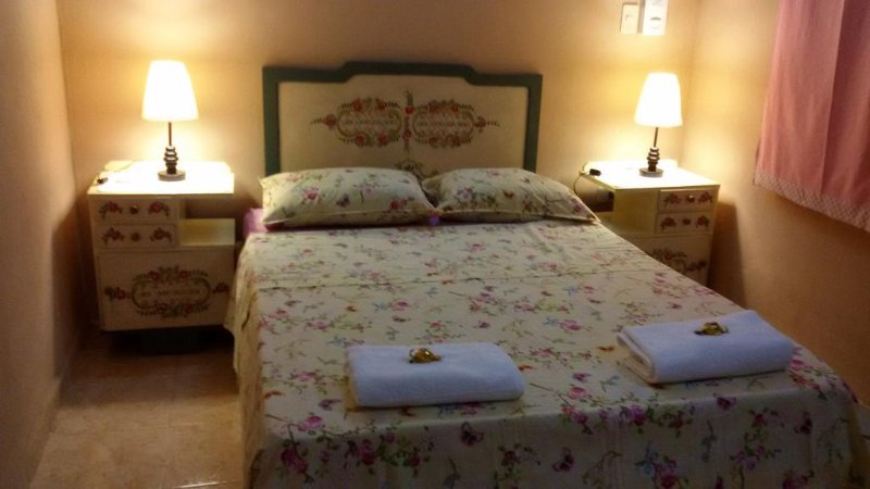 El acogedor dormitorio