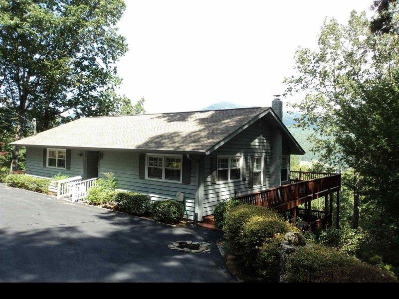 Valley View, vacation rental in Rabun Gap