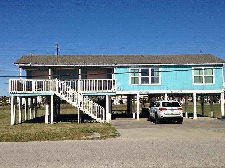 Galveston Beach House Al Beachside