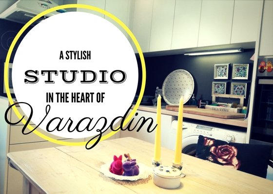 Stylish Studio in the ❤ of Varaždin★Free WiFi★Free Parking, casa vacanza a Donje Makojisce