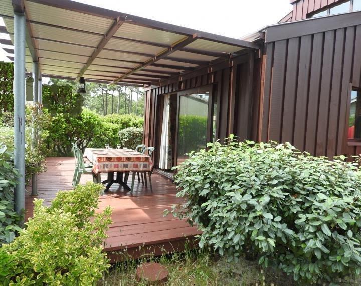 Villa contemporaine proche océan et forêt. Quartier central et calme., vacation rental in Lacanau-Ocean