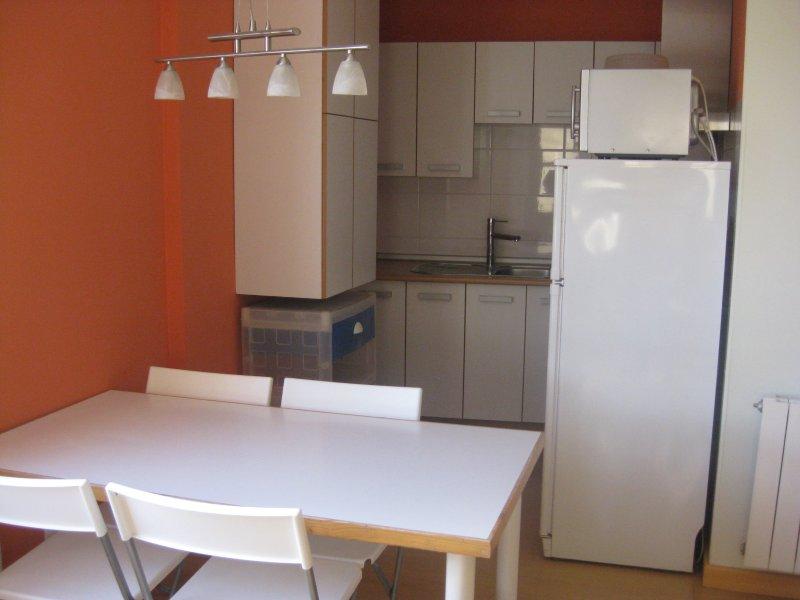 Coqueto e impecable apartamento en el centro neurálgico  de Tudela ., location de vacances à Ainzon