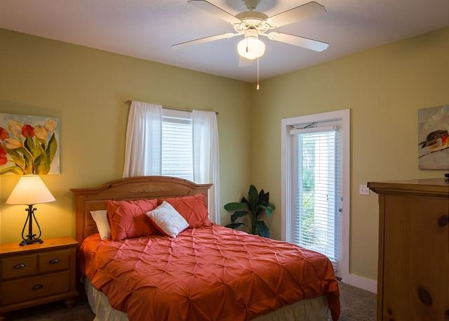Guest Bedroom with Queen and Shared Bathroom