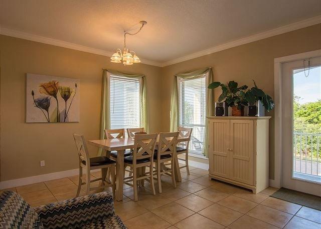 Dining Area on Second Floor
