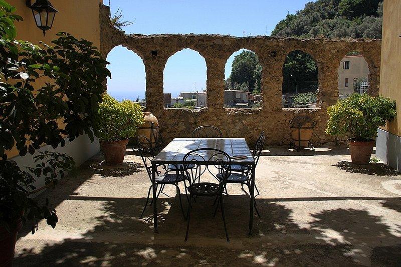 Appartamento Belcuore B, alquiler de vacaciones en Nerano