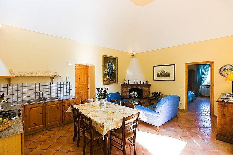 Appartamento Belcuore A, holiday rental in Nerano