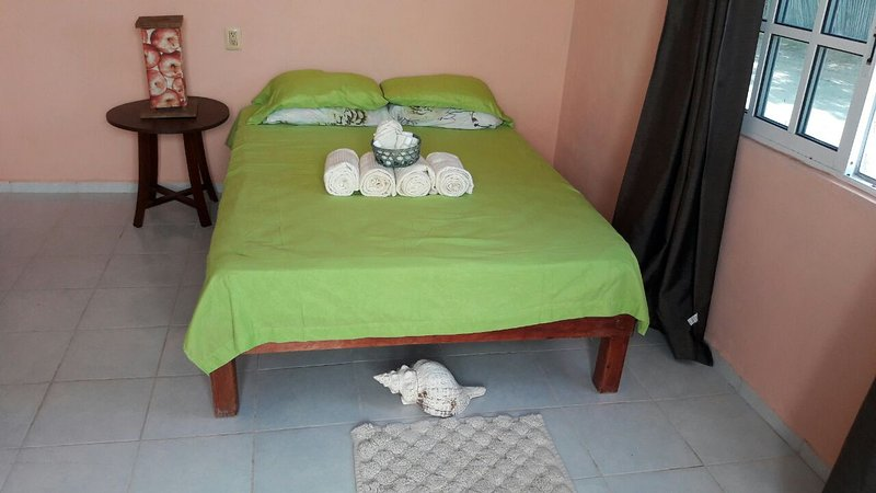 La Cabaña del Profe. Paco Holbox I, holiday rental in Chiquila