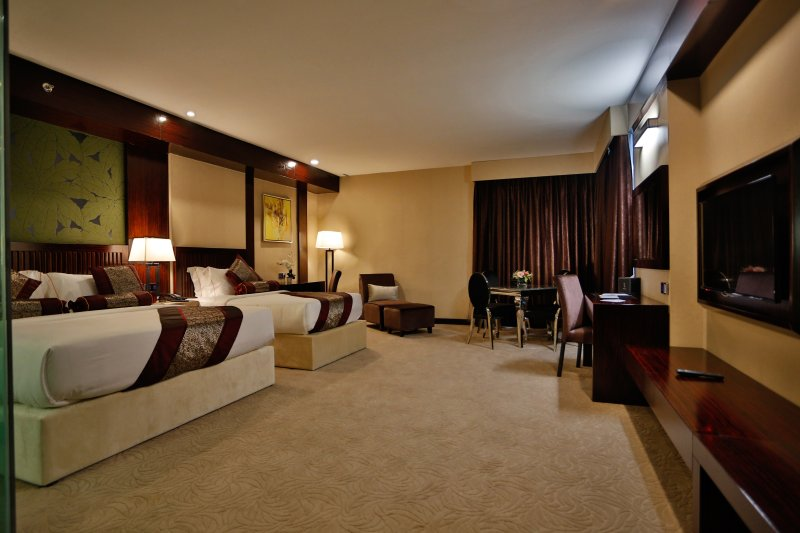 Royale Signature Hotel (Deluxe Family Room), holiday rental in Arau