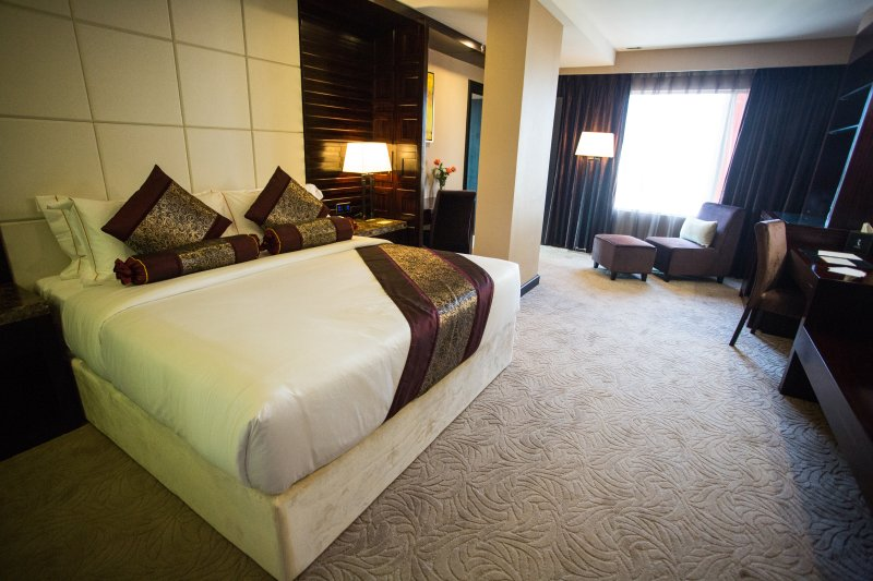 Royale Signature Hotel (Executive Suite), holiday rental in Arau