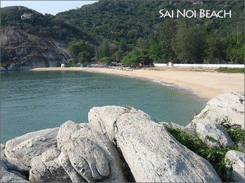 Cerca de Sai Noi Beach (5 minutos en coche)
