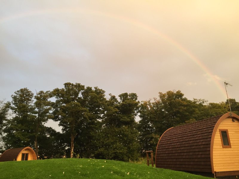 Little Wold Away Glamping - Woodland Glamping in the Yorkshire Wolds, location de vacances à Ellerker