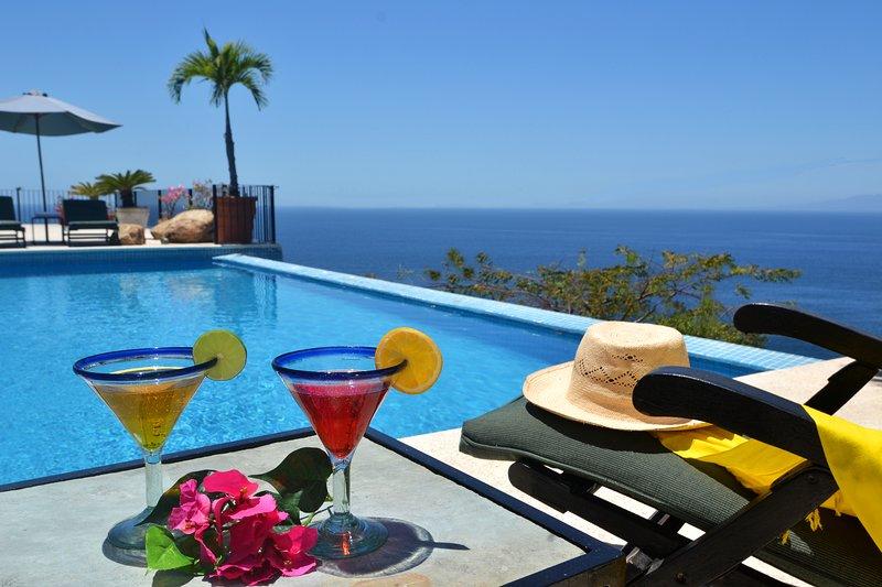 Live Like a Rock Star In Puerto Vallarta, Mexico. +18 guests, alquiler de vacaciones en Cabo Corrientes