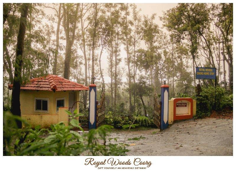 Royal Woods Coorg Homestay, holiday rental in Madikeri