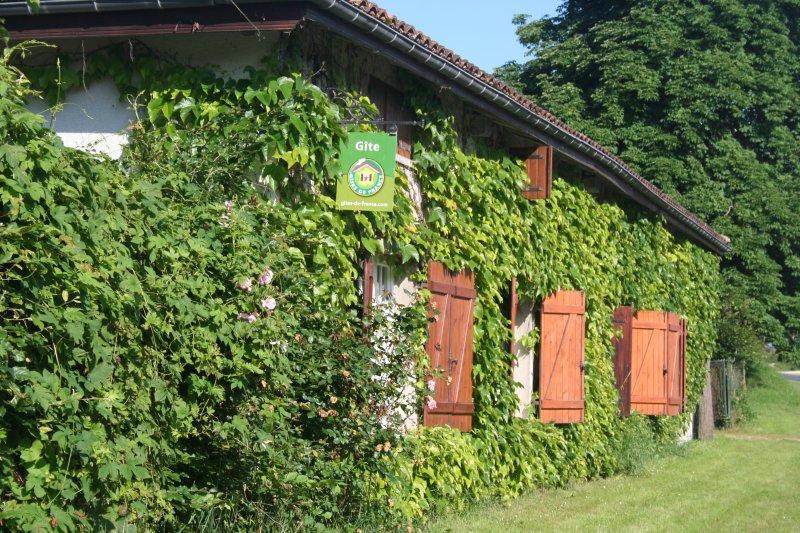 Argonne birdwatching gite, holiday rental in Nettancourt