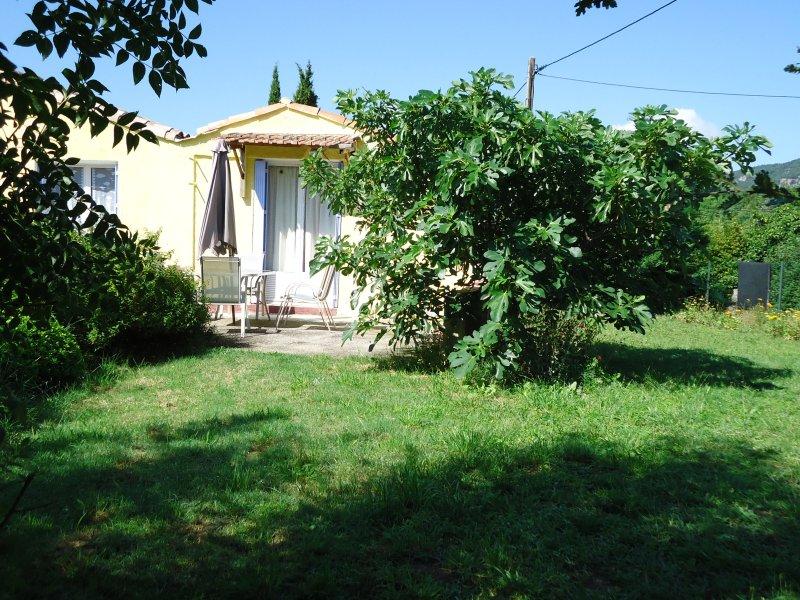 Gite O Marcjhes du soleil. Course du soleil, vacation rental in Le Bosc