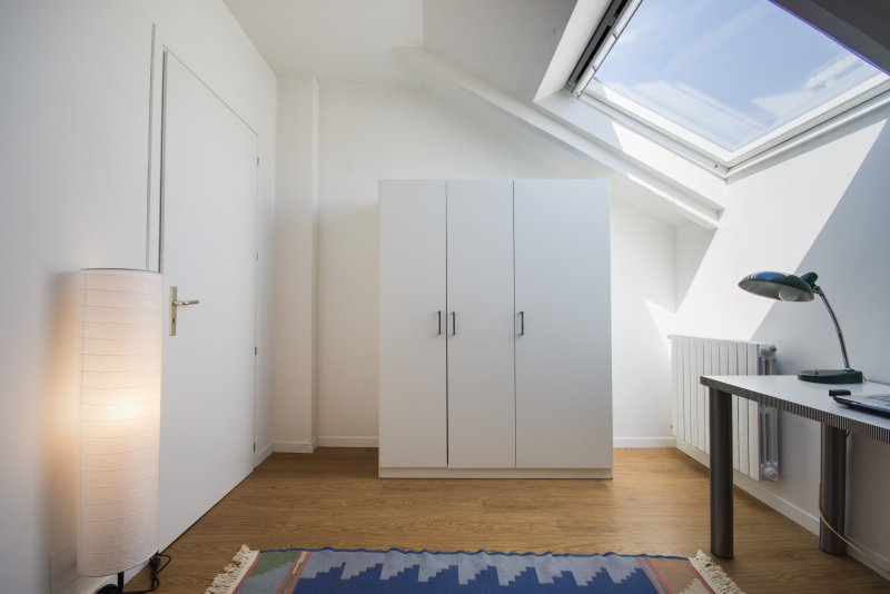 Bedroom #2 - Closet