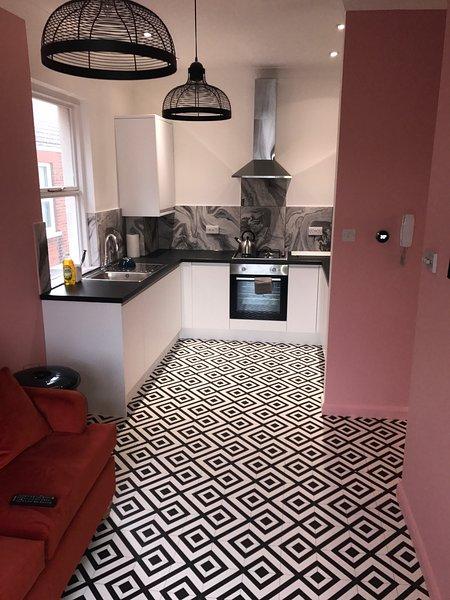 cozinha aberta - Sala