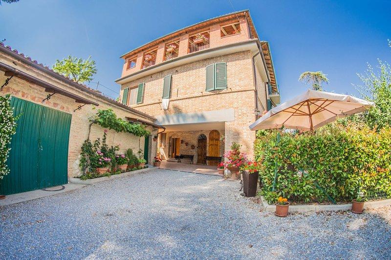 Appartamento Gelsomino, vacation rental in Vergelle
