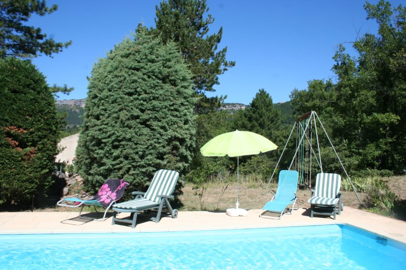 Les Rochers, vacation rental in Le Bosc