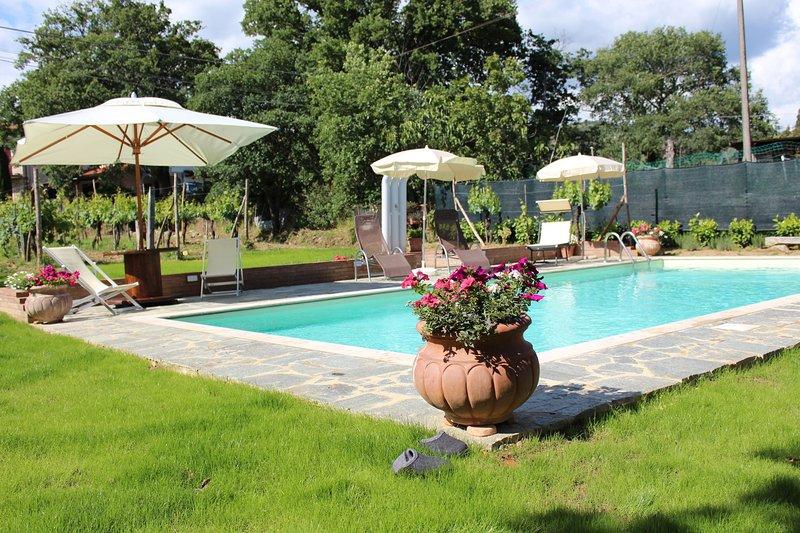 Villa Nonna, Great Value Family Villa, holiday rental in La Strada-Santa Cristina