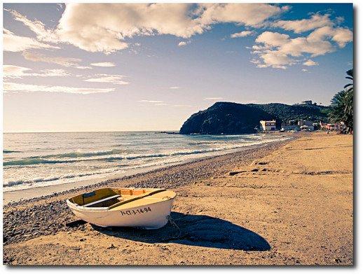 praia Dicas Calnegre 20 metros