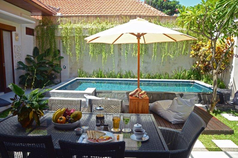 salle à manger terrasse
