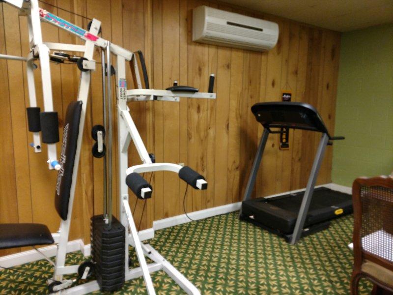 sala de ejercicios