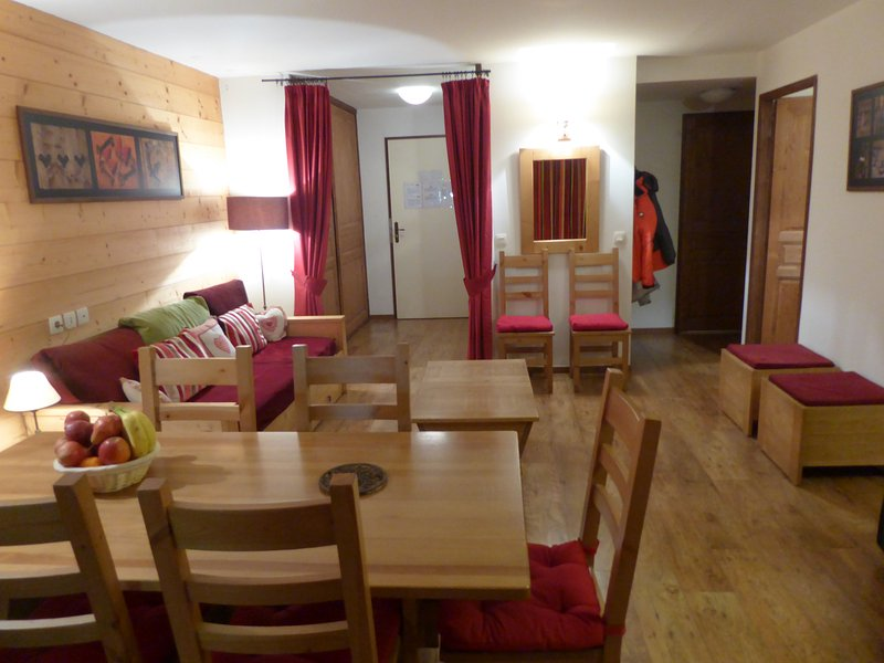 Les Cybeles, vacation rental in Aigueblanche