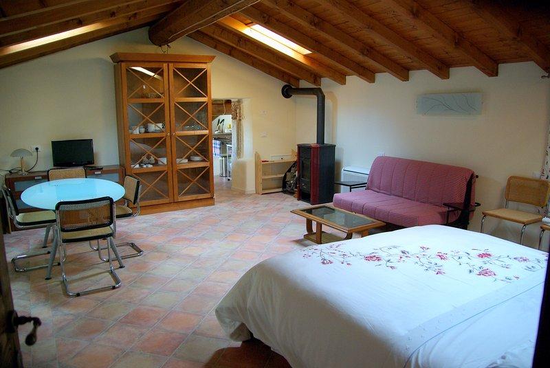 Cervano: Country Apartment for 2 person, casa vacanza a San Giorgio