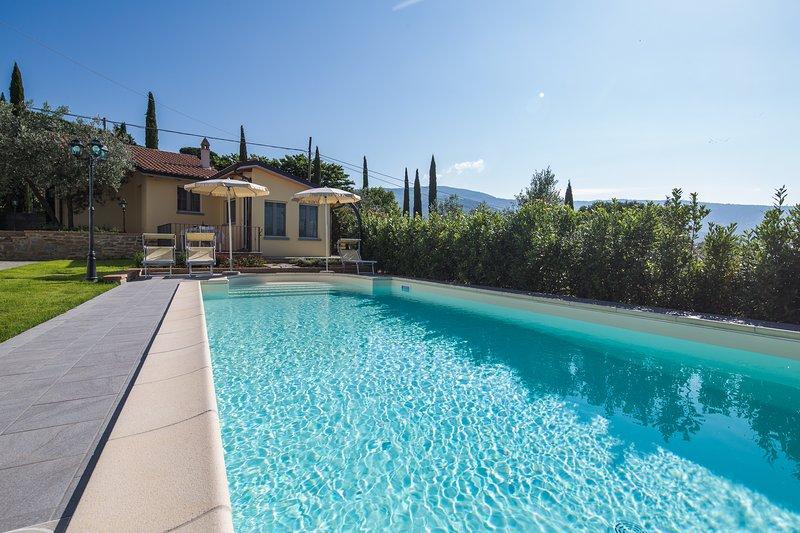 Cottage La Limonaia, holiday rental in San Pietro a Cegliolo