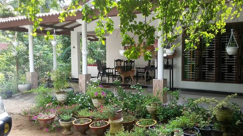 RNS Home Stay Feel Country home with country comfort, holiday rental in Ambepussa