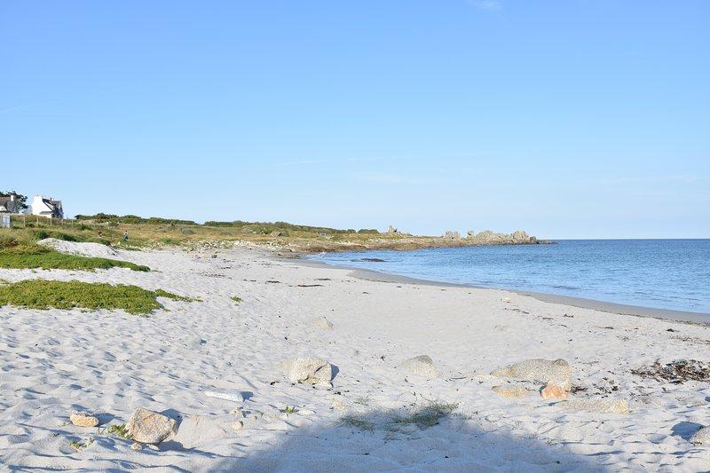 La plage des dunes Villa Des