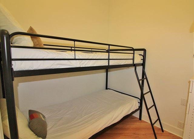 Bunk Beds off Master
