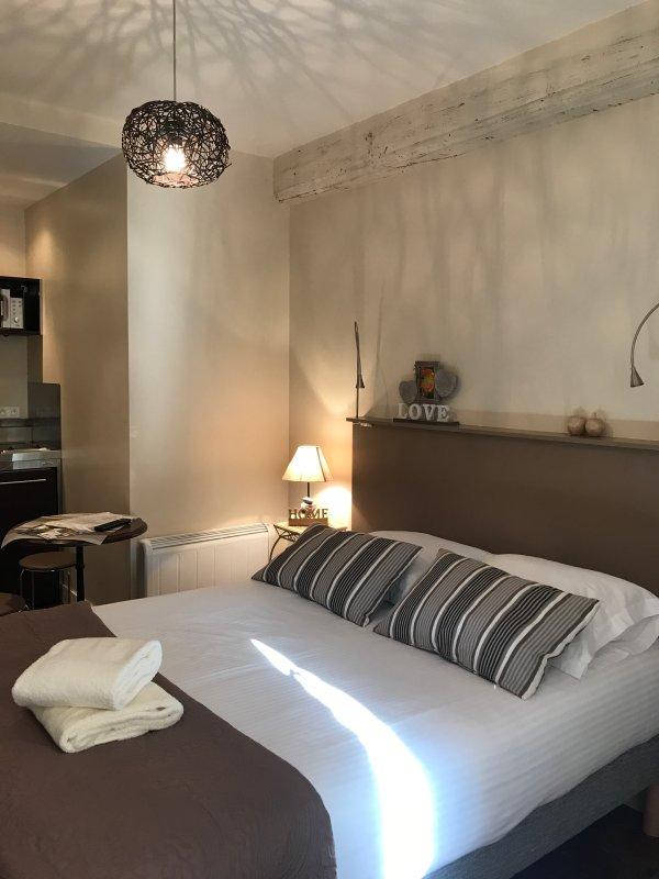 Escapade petit studio de charme, vacation rental in Ladoix-Serrigny